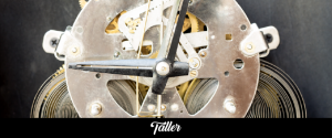 taller relojería Elche