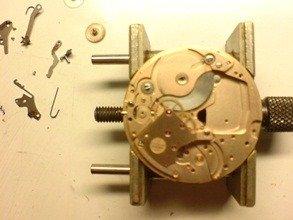 Taller de relojería reloj Omega