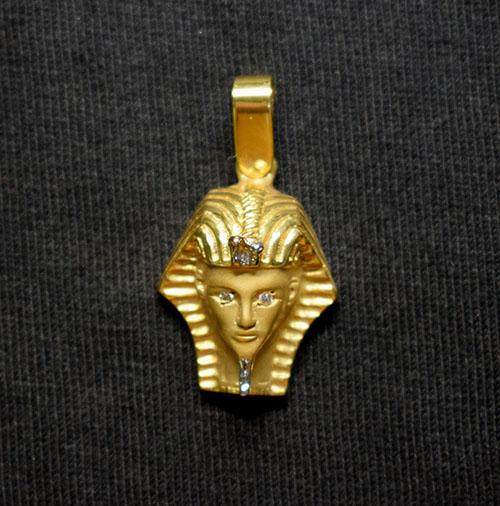 rostro oro Tutankamon 7577C