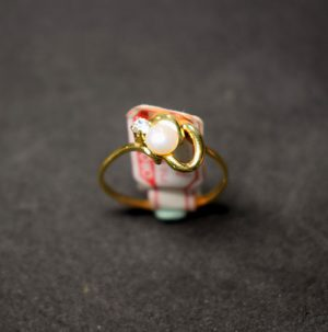 sortija oro perla 1762