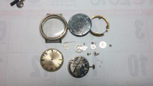 Reloj mecánico SORNA 21 rubí 3