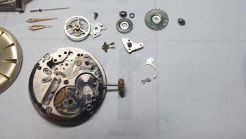 Reloj mecánico SORNA 21 rubí 4