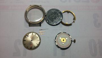 Reloj mecánico SORNA 21 rubí 5