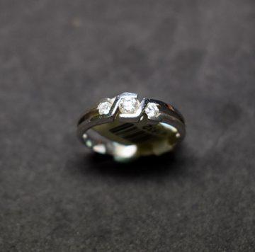 sortija oro blanco diamantes 141632