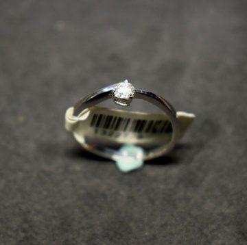 sortija diamante 3 garras oro blanco 132272