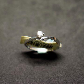 solitario diamante 132272 3 garras