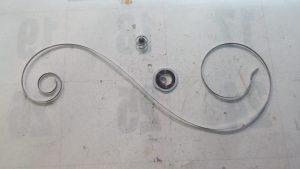 CERTINA cuerda mecánico 17 ruvís 5
